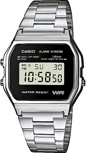 Наручные мужские часы Casio A-158WEA-1E