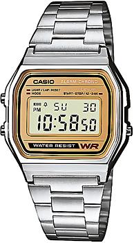 Наручные мужские часы Casio A-158WEA-9E