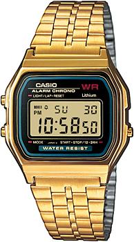 Наручные мужские часы Casio A-159WGEA-1E