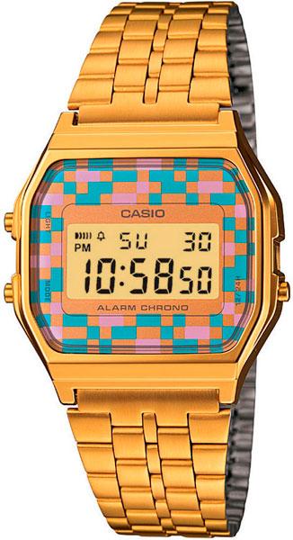 Наручные мужские часы Casio A-159WGEA-4A