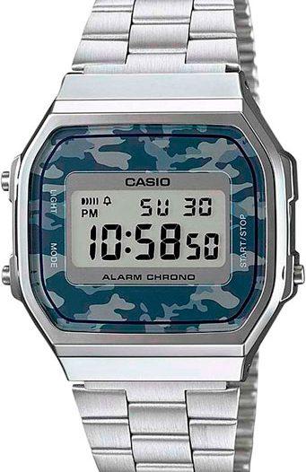 Наручные мужские часы Casio A-168WEC-1E