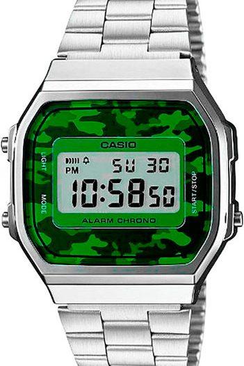 Наручные мужские часы Casio A-168WEC-3E