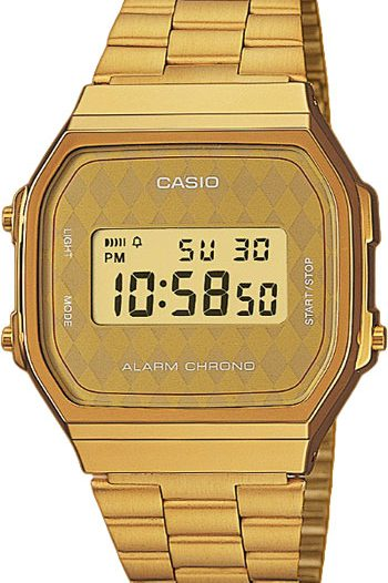 Наручные мужские часы Casio A-168WG-9B