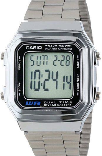 Наручные мужские часы Casio A-178WA-1