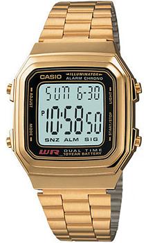 Наручные мужские часы Casio A-178WGA-1A