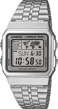 Наручные мужские часы Casio A-500WEA-7E