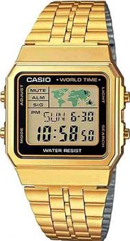Наручные мужские часы Casio A-500WEGA-1E