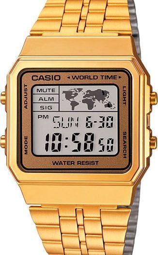 Наручные мужские часы Casio A-500WEGA-9E