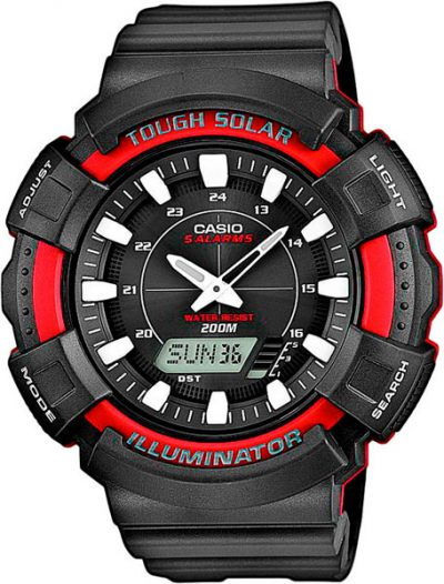 Наручные мужские часы Casio AD-S800WH-4A