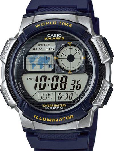 Наручные мужские часы Casio AE-1000W-2A