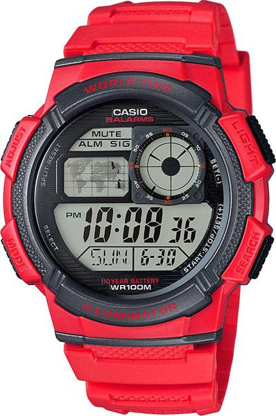 Наручные мужские часы Casio AE-1000W-4A