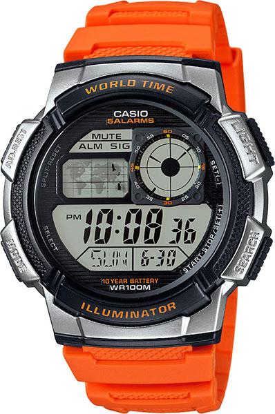 Наручные мужские часы Casio AE-1000W-4B