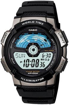 Наручные мужские часы Casio AE-1100W-1A