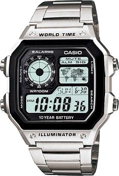 Наручные мужские часы Casio AE-1200WHD-1A
