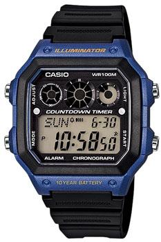 Наручные мужские часы Casio AE-1300WH-2A