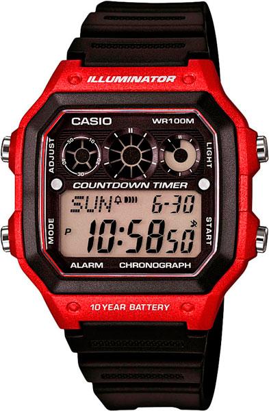 Наручные мужские часы Casio AE-1300WH-4A