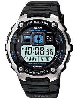 Наручные мужские часы Casio AE-2000W-1A