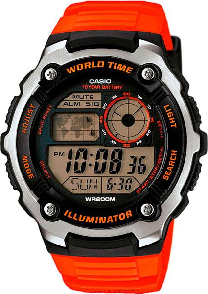 Наручные мужские часы Casio AE-2100W-4A