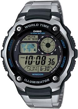 Наручные мужские часы Casio AE-2100WD-1A