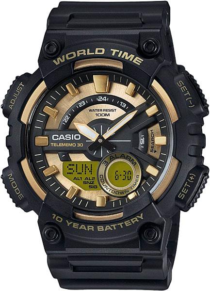 Наручные мужские часы Casio AEQ-110BW-9A