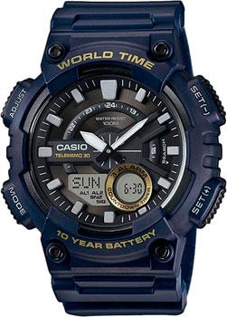Наручные мужские часы Casio AEQ-110W-2A