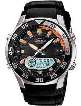 Наручные мужские часы Casio AMW-710-1A