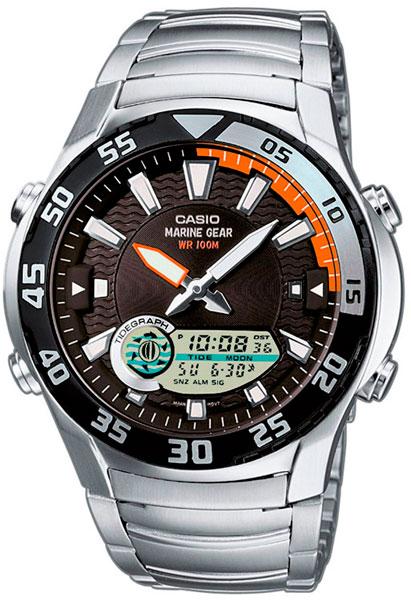 Наручные мужские часы Casio AMW-710D-1A
