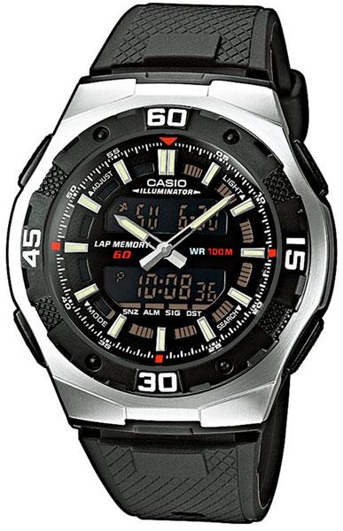 Наручные мужские часы Casio AQ-164W-1A