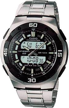 Наручные мужские часы Casio AQ-164WD-1A