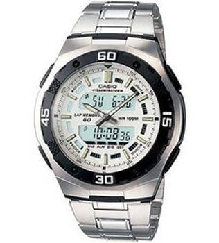 Наручные мужские часы Casio AQ-164WD-7A