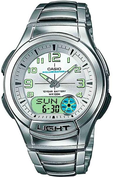 Наручные мужские часы Casio AQ-180WD-7B