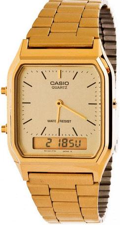 Наручные мужские часы Casio AQ-230GA-9D
