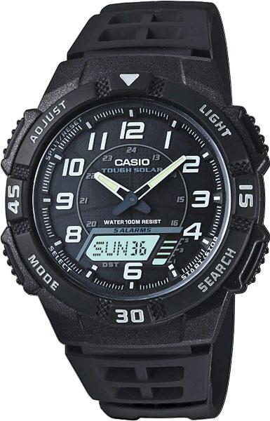 Наручные мужские часы Casio AQ-S800W-1B