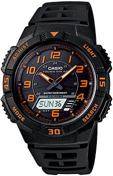 Наручные мужские часы Casio AQ-S800W-1B2