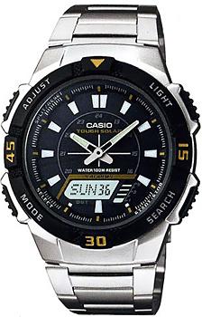 Наручные мужские часы Casio AQ-S800WD-1E