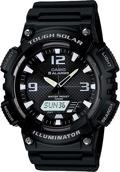 Наручные мужские часы Casio AQ-S810W-1A