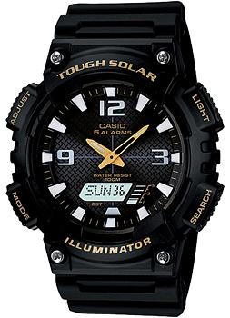Наручные мужские часы Casio AQ-S810W-1B