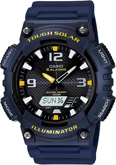 Наручные мужские часы Casio AQ-S810W-2A