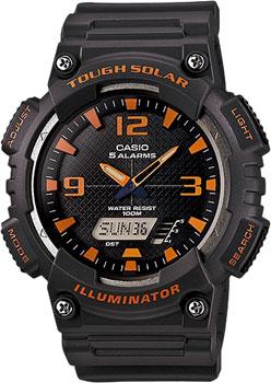 Наручные мужские часы Casio AQ-S810W-8A