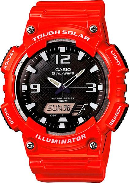 Наручные мужские часы Casio AQ-S810WC-4A