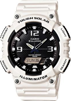 Наручные мужские часы Casio AQ-S810WC-7A
