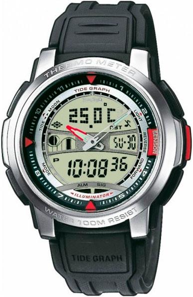 Наручные мужские часы Casio AQF-100W-7B