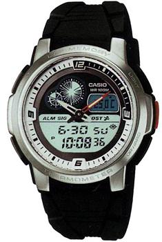 Наручные мужские часы Casio AQF-102W-7B