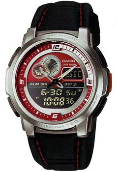Наручные мужские часы Casio AQF-102WL-4B