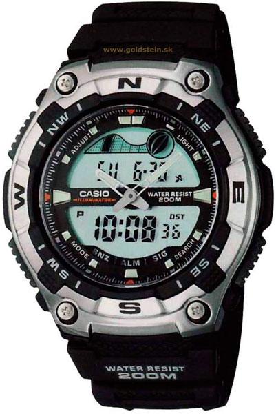 Наручные мужские часы Casio AQW-100-1A