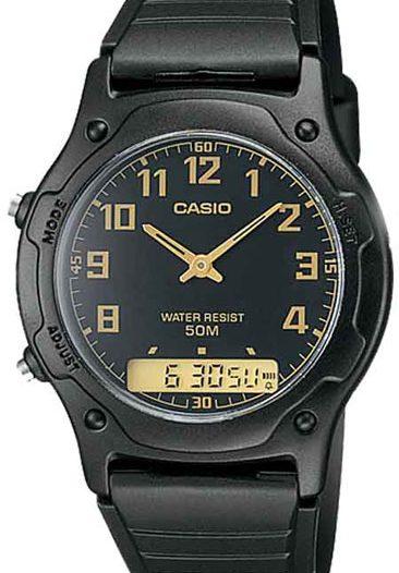 Наручные мужские часы Casio AW-49H-1B