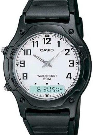 Наручные мужские часы Casio AW-49H-7B
