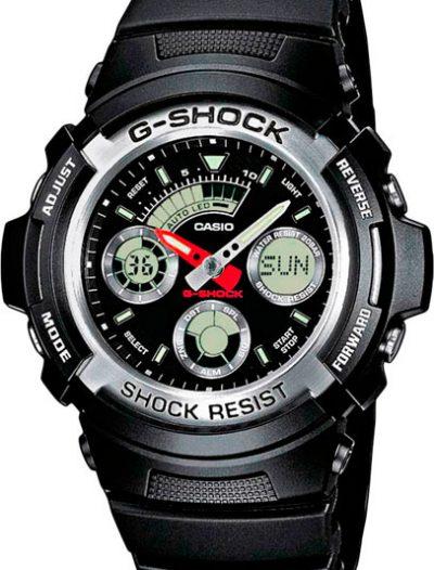 Наручные мужские часы Casio AW-590-1A