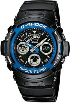 Наручные мужские часы Casio AW-591-2A