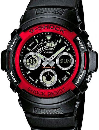 Наручные мужские часы Casio AW-591-4A